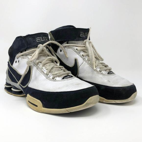 Nike Other - Nike Shoes - Nike Shox Elite Family Hi Top